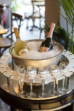 Offrez vous une coupette de champagne
